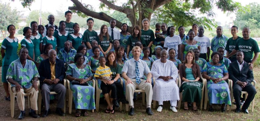 2009 – July – Medical & Orphanage Mission – Ghana