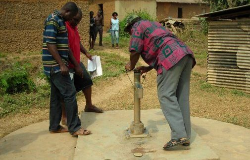2008 – Medical & Water Project – Likpe Abrani, Ghana – COMPLETED