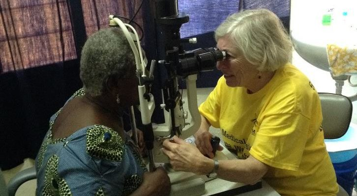 2016 – November – Medical Mission – Ghana